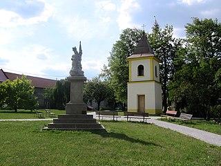 Socha svatého Floriána