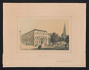 St.-Antonius Gasthuis, Antwerpen