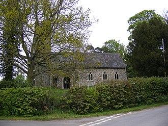 St John, Ilketshall - Image: St.Johns Church, Ilketshall St.John (geograph 3463501)