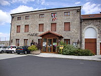 St.Victor-Malescours (Haute-Loire, Fr) mairie.JPG