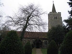 Runwell - Image: St. Mary's Church, Runwell geograph.org.uk 110685