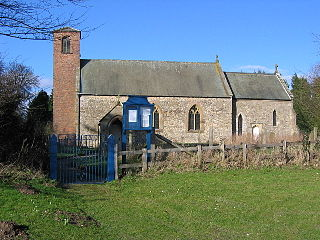 Skirpenbeck Village and civil parish in the East Riding of Yorkshire, England