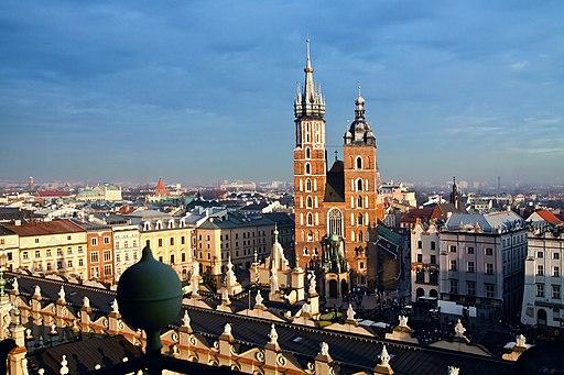 St. Mary's church in Krakow (11787311126)