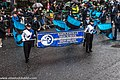 St. Patrick's Day Parade (2013) In Dublin - Bartlesville High School Marching Band, Oklahoma, USA (8565425265).jpg