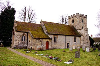 Worminghall - Image: St. Peter and St. Paul's Church in Worminghall geograph.org.uk 1716158