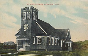 St. Uriel's Church, Sea Girt, N. J., 1900–1910s.jpg