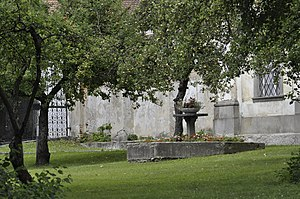 St. Florian Monastery - Image: St Florian Stift Prälatengarten