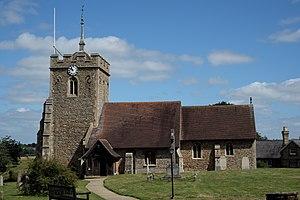 St Ippolyts - St Ippolyts Church