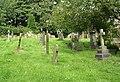 St John's Graveyard - Burley Lane, Menston - geograph.org.uk - 924218.jpg