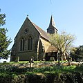 St John the Baptist's Church, Brighton Road, Busbridge (April 2015) (12).JPG