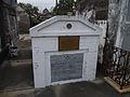 St Louis Cemetery 2 NOLA 2014 Dominique You Tomb.jpg