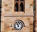 St Mark's clock, Newtownards - geograph.org.uk - 1735774.jpg