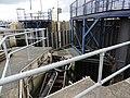 St Mary's Island river lock 4249.JPG