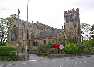 Hipperholme - St Matthew's Church