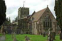 St Michael, Kirk Langley - 267783.jpg