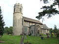 St Nicholas' Church, Potter Heigham, Norfolk (2827205407).jpg