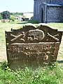 St Nicholas Church, Salthouse - Headstone - geograph.org.uk - 936987.jpg