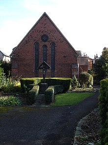 St Stephen's Church, Borrowash - geograph.org.uk - 1023478.jpg