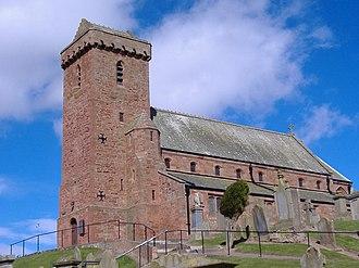 St Vigeans Church - Image: St Vigeans Parish Church
