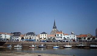Saint-Gilles-Croix-de-Vie Commune in Pays de la Loire, France