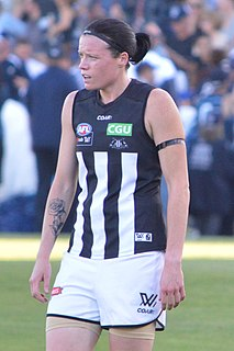 Stacey Livingstone Australian rules footballer