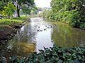 Stadswal met gracht Maastricht.jpg