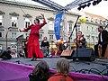 Stadtfest Wien - Flamenco Puro with Sandra La Chispa 20090425 429.jpg