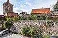 Stadtmauer zwischen Siebersturm und Ruckesser Rothenburg ob der Tauber 20180922 001.jpg