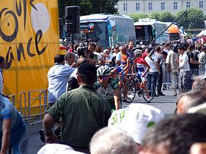 2006 Tour de France, Prologue to Stage 11 - Stage 11 preparations at the 2006 Tour de France