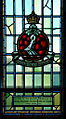 Stained glass, Royal Military College of Canada Club Kingston branch 1963.jpg
