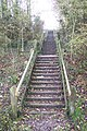 Stairs on the A2 Embankment - geograph.org.uk - 1583763.jpg
