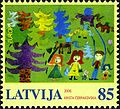 Stamps of Latvia, 2006-19.jpg