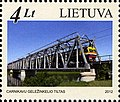 Stamps of Lithuania, 2012-31.jpg