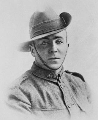 47th Battalion (Australia) - Stan McDougall, the 47th Battalion's sole Victoria Cross recipient