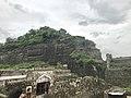 Standing among the hills - Daulatabad Firt.jpg