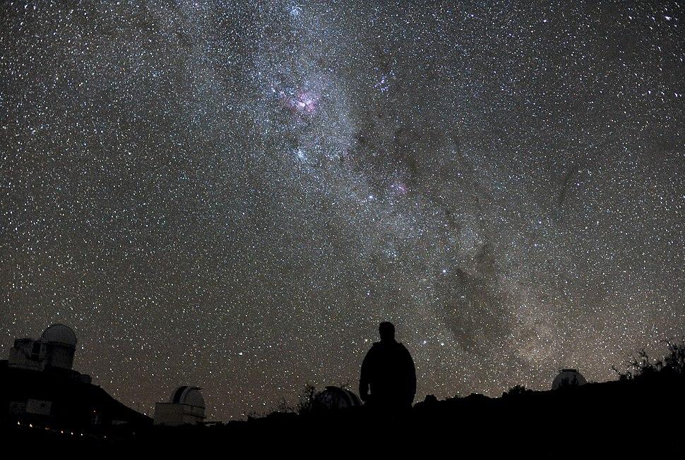 Starry Night at La Silla