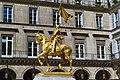 Statue of Jeanne d'Arc, Paris 16 April 2014 002.jpg