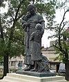Statue of Mothers, Szent Erzsébet square park, 2018 Pesterzsébet.jpg