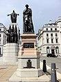 Statue of Sidney Herbert, Waterloo Place.jpg