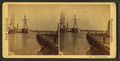Steamboat wharf, from Robert N. Dennis collection of stereoscopic views.png