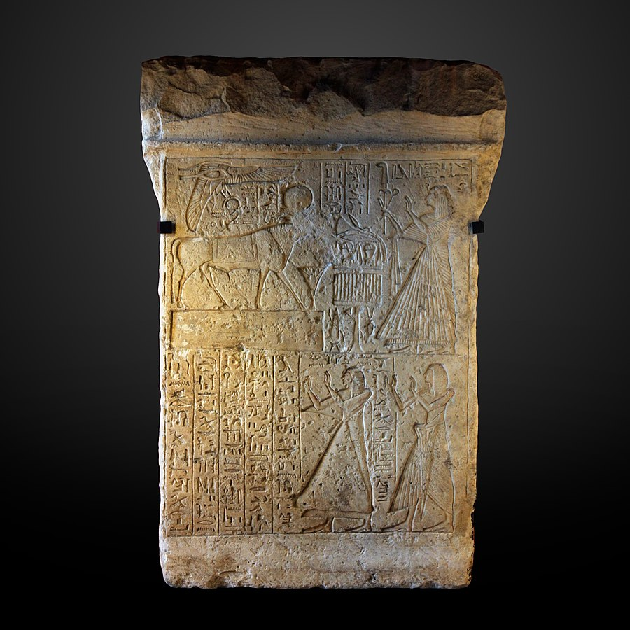 Stele for Apis-N 412
