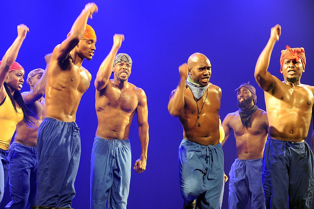 step afrika Artsemerson, boston's leading presenter of contemporary world theatre, proudly welcomes the return of step afrika with.