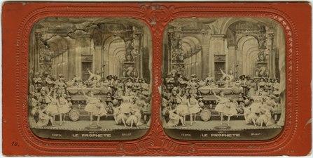 Stereokort, Le Prophète 10, acte V, scène VI - SMV - S100a.tif