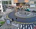 Stevin Charlemagne roundabout.jpg