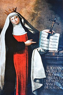 Santa Joana de Valois