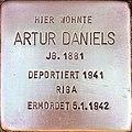 Stolperstein Artur Daniels1.jpg
