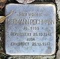 Stolperstein Bremer Str 61 (Moabi) Hermann Reichmann.jpg
