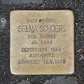 Stolperstein Saalburgstr 19 Selma Schoeps.jpg