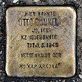 Stolperstein Spreestr 1 (Niesw) Otto Dunkel.jpg