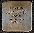 Stolperstein für Laura Gertler.jpg